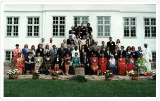 FIGO Fellowship résztvevői